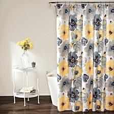 "Leah 72""x 72"" Shower Curtain"