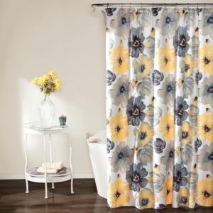 Leah 72x 72 Shower Curtain Bedding