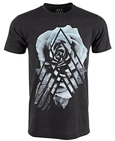 Men's Rose Graphic T-Shirt
