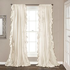 Reyna Ruffle Curtain Sets