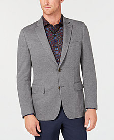Tasso Elba Men's Emilio Knit Stretch Sport Coat, Created for Macy's