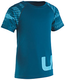 Under Armour Little Boys Travel Logo Graphic T-Shirt