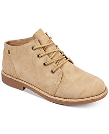 Seven Dials Malise Lace-Up Booties