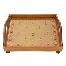 Antigua Sand 12 Inch Square Tray