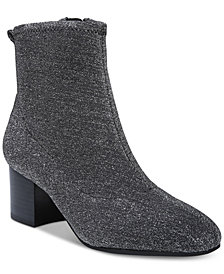 Bar III Lacy Sock Booties, Created for Macy's