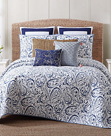Indienne Paisley Quilt Set Collection