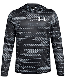 Under Armour Big Boys Printed Armour Fleece Hoodie