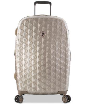 Heys Motif Homme 30 Spinner Luggage Champagne