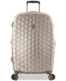 "CLOSEOUT! Heys Motif Homme 26"" Hardside Spinner Suitcase"