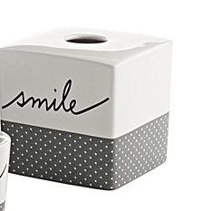 ED Ellen DeGeneres Words Tissue Box