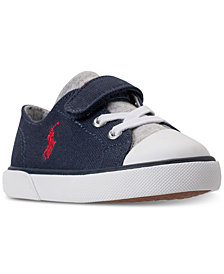 Polo Ralph Lauren Toddler Boys' Koni Casual Sneakers from Finish Line