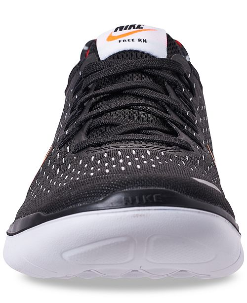 91cc258c9feb Nike Men s Free RN 2018 Just Do It Running Sneakers from Finish Line ...