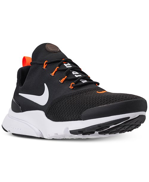 8495348bc7fa4 ... Nike Men rsquo s Presto Fly Just Do It Casual Sneakers from Finish ...