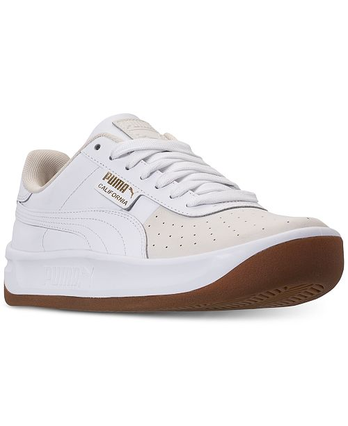 d0d0e952bb8e Puma Women s California Casual Sneakers from Finish Line   Reviews ...