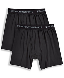 EMS® Men's Techwick® 2-Pk. Boxer Briefs