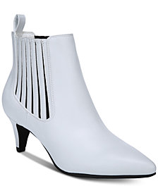 Bar III Elizaa Ankle Booties, Created for Macy's