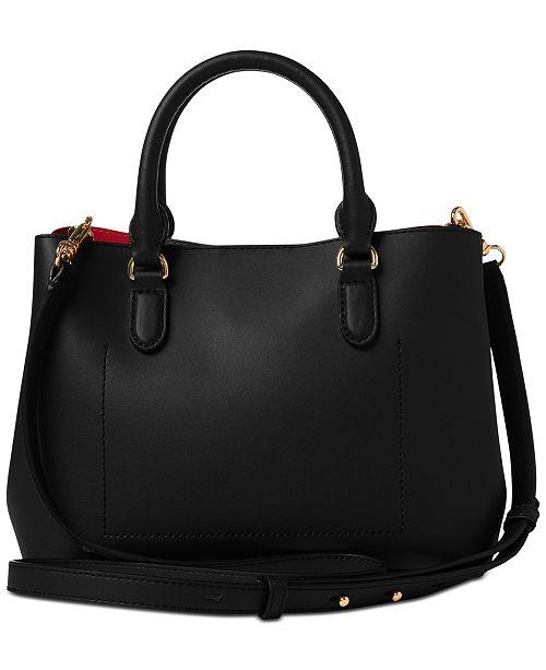 d6068b684f Lauren Ralph Lauren Dryden Marcy II Leather Satchel   Reviews ...