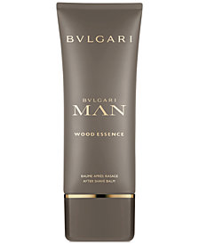 BVLGARI Men's Man Wood Essence After Shave Balm, 3.4-oz.