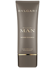 BVLGARI Men's Man Wood Essence After Shave Balm, 3.4-oz.