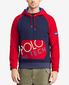 Polo Ralph Lauren Men's Hi Tech Hybrid Hoodie