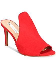 I.N.C. Women's Gisella Mules, Created for Macy's