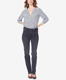 NYDJ Marilyn Tummy-Control Trouser Jeans