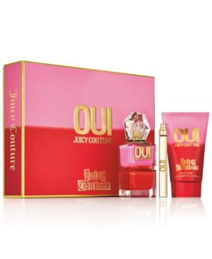 Juicy Couture 3-Pc. Oui Gift Set, Created for Macy's