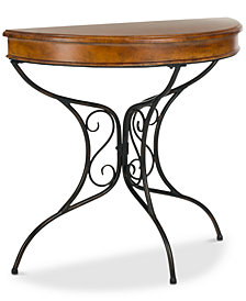 Bertha Console Table, Quick Ship