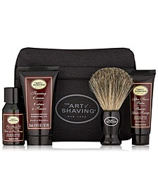 The Men's 5-Pc. Sandalwood Starter Set