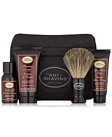 The Art of Shaving Men's 5-Pc. Sandalwood Starter Set