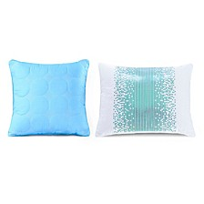 Sara B Sundial 2-piece Decorative Pillow Set