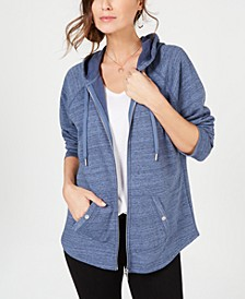 Zip-Front Jacket, Created for Macy's