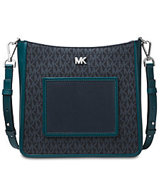 MICHAEL Michael Kors Signature Gloria Pocket Swing Pack Crossbody