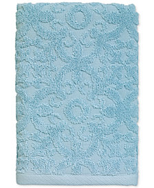 Avanti Tiles Cotton Terry Hand Towel