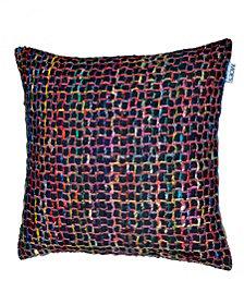 Chain Feather Cushion 25X25