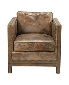 Darlington Club Chair Light Brown