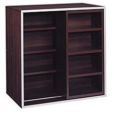 "Organize it All 30"" Sliding Shelf Cabinet"