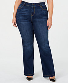 Celebrity Pink Plus Size Boot-Cut Jeans
