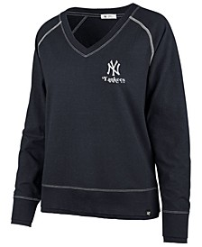 Women's New York Yankees Dakota Jumper Pullover Sweatshirt