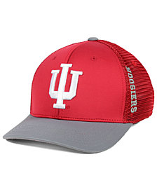 Top of the World Indiana Hoosiers Chatter Stretch Fitted Cap