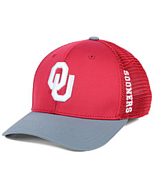 Top of the World Oklahoma Sooners Chatter Stretch Fitted Cap