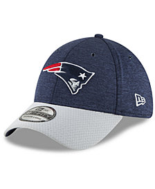 New Era New England Patriots On Field Sideline Home 39THIRTY Cap