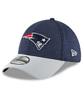 New Era New England Patriots On Field Sideline Home 39THIRTY Cap 4d8e7c9df