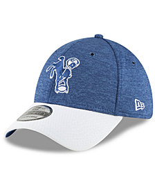 New Era Indianapolis Colts On Field Sideline Home 39THIRTY Cap