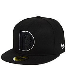New Era Dallas Mavericks Combo Logo 59FIFTY FITTED Cap