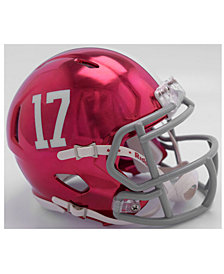 Riddell Alabama Crimson Tide Speed Chrome Alt Mini Helmet