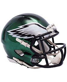 Riddell Philadelphia Eagles Speed Chrome Alt Mini Helmet