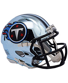 Riddell Tennessee Titans Speed Chrome Alt Mini Helmet