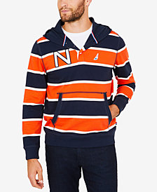 Nautica Men's Striped Hoodie
