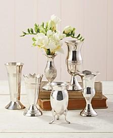 Queen Anne's Vases, Set of 6